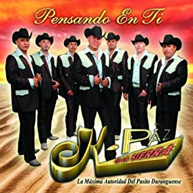 Cover image of song La Daga by K-Paz de la Sierra