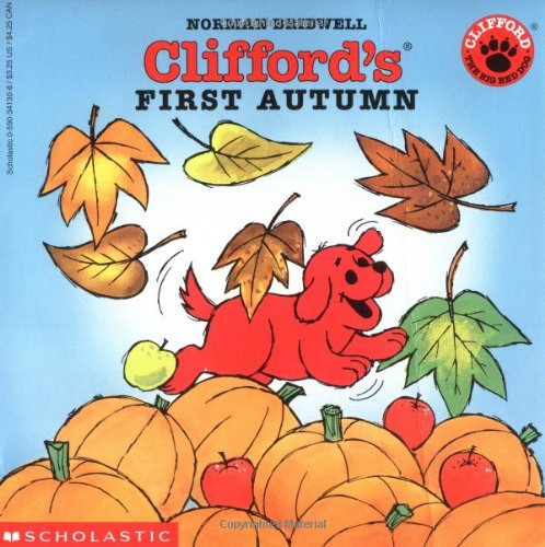 Clifford's First Autumn (Clifford 8x8)
