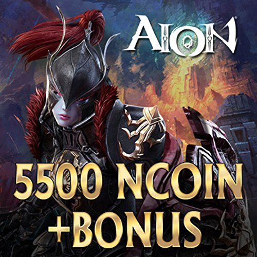 Aion  Ncoin  5500 [Online Game Code]
