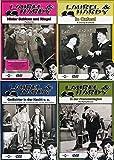 Laurel & Hardy - Collection 8 | Hinter Schloß und Riegel | In Oxford | Gelächter in der Nacht | In der Fremdenlegion (4-DVD)