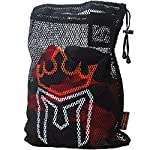 Meister WRAP BAG for Washing MMA & Boxing Hand Wraps - Drawstring Mesh LARGE by Meister MMA