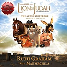 The Lion of Judah Audiobook by Ruth Graham Narrated by Ron Taylor,  full cast