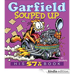 Garfield Souped Up (Garfield Series Book 57) - Kindle edition by Jim
