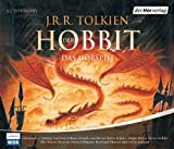 Book - Der Hobbit, 4 Audio-CDs