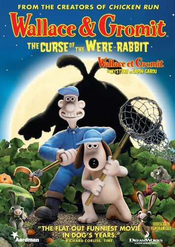 Wallace & Gromit: Curse of the Were-Rabbit [DVD] [2005] [Region 1] [US Import] [NTSC]