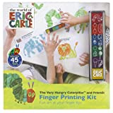 The Very Hungry Caterpillar Finger Printing Kit