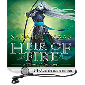 Heir of Fire: Throne of Glass, Book 3