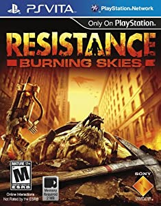Resistance: Burning Skies - PlayStation Vita from Sony Computer Entertainment