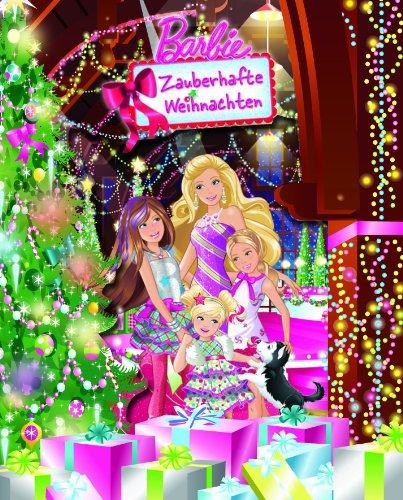 mattel barbie zauberhafte weihnachten preisvergleich. Black Bedroom Furniture Sets. Home Design Ideas