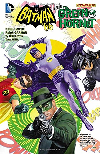 Batman '66 Meets the Green Hornet at Gotham City Store