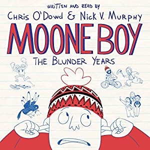 Moone Boy Audiobook