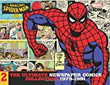 img - for The Amazing Spider-Man: The Ultimate Newspaper Comics Collection Volume 2 (1979-1981) book / textbook / text book