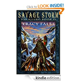 Savage Storm: Rys Rising Book II