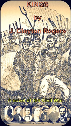 Book: KINGS by James Clayton Rogers