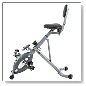 Sunny Health & Fitness SF-RB1202 Recumbent Bike Review