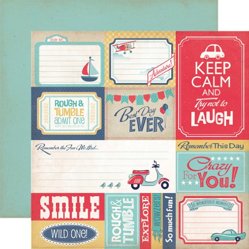 Free Baby Boy Cards front-812052