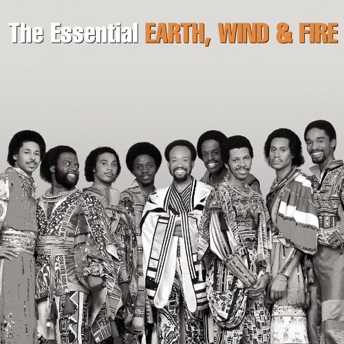 The Essential Earth, Wind & Fire artwork
