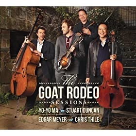 The Goat Rodeo Sessions [+video]