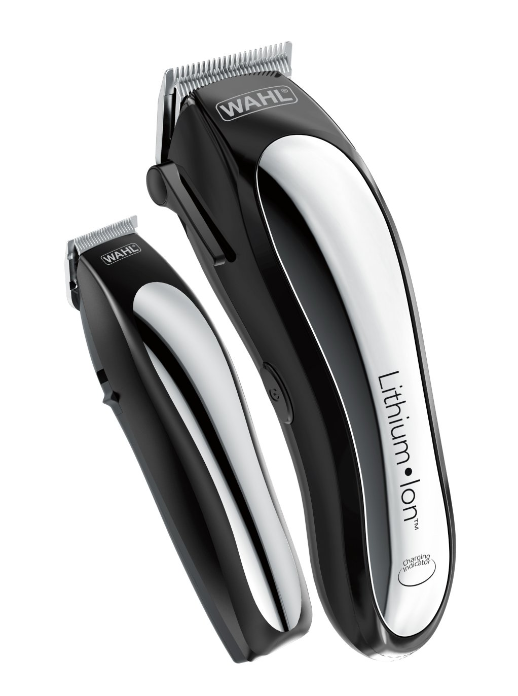 Barber Guards : ... Lithium Ion Clipper Wahl Hair Trimmer Barber Electric Pro Quick eBay
