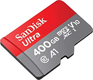 Professional Ultra SanDisk 400GB verified for Samsung Galaxy A5 (2016) MicroSDXC card with CUSTOM Hi-Speed, Lossless Format! Includes Standard SD Adapter. (A1/UHS-1 Class 10 Certified 100MB/s) (Color: 400GB)