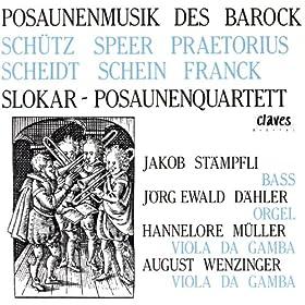 German Early Baroque Music for Trombones