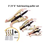 3PCS 3 Jaw Gear Pulley Bearing Puller Set 3