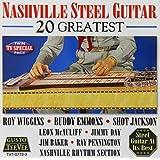 Nashville Steel Guitar-20 Greatest