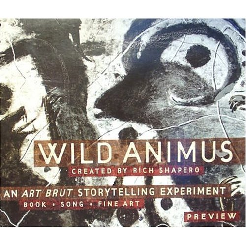 Wild Animus Preview: An Art Brut Storytelling Experiment back-354550