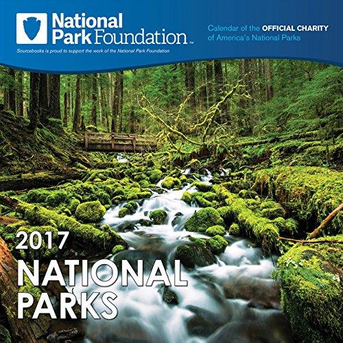 2017-National-Parks-Foundation-Wall-Calendar