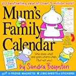 2017 Mums Family Wall Calendar