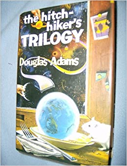 A review of the hitch hikers guide to the galaxy