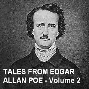 Tales from Edgar Allan Poe - Volume 2 Audiobook