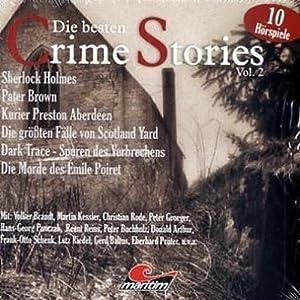 Die besten Crime Stories 2 Hörspiel