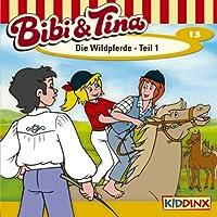 Die Wildpferde - Teil 1 (Bibi und Tina 13) Hörbuch