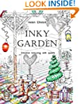 Inky Garden: Creative colouring with...