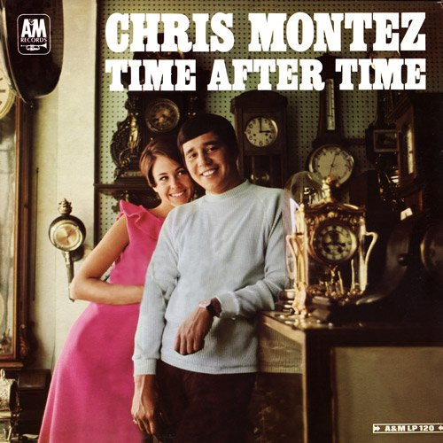 Chris Montez - Time After Time Lyrics - Zortam Music