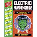 Electric Frankenstein! High-Energy Punk Rock & Roll Poster Art