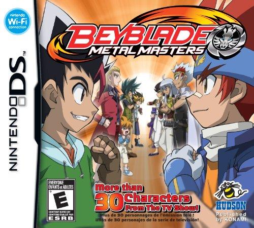 Beyblade: Metal Masters - Nintendo DS - 1
