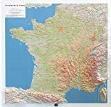 echange, troc IGN - Relief Map France
