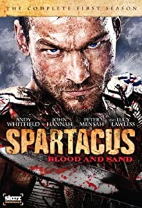 Spartacus Blood And Sand - The Complete First Season from Starz / Anchor Bay