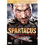 Spartacus: Blood and Sand - The Complete First Season ~ Andy Whitfield