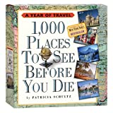 1,000 Places to See Before You Die Page-A-Day Calendar 2011 (0761157778) by Schultz, Patricia