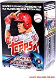 2018 Topps Baseball Series 1 Factory Sealed 10 Pack Box - Fanatics Authentic Certified - Baseball Wax Packs