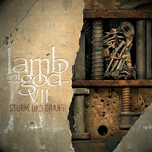 Lamb Of God-VII Sturm Und Drang-Deluxe Edition-2CD-FLAC-2015-FORSAKEN Download