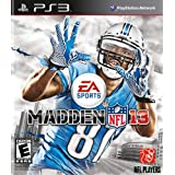 Madden NFL 13 - Playstation 3 by Electronic Arts  (Aug 28, 2012)