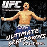 Ufc: Ultimate Beatdowns 1 Metal