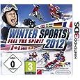Winter Sports 2012: Feel the Spirit - [Nintendo 3DS]