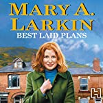 Best Laid Plans (       UNABRIDGED) by Mary A. Larkin Narrated by Marie McCarthy