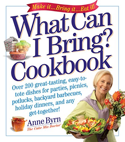 What Can I Bring? Cookbook (Cake Mix Doctor)