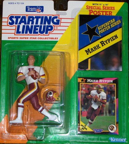 Mark Rypien 1992 Starting Lineup